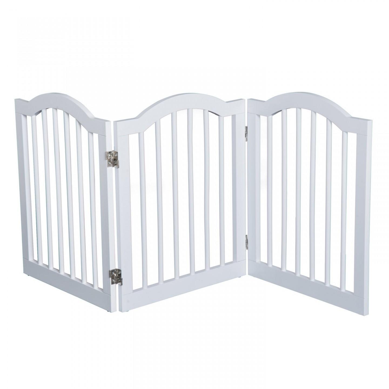 Goleto Bezpečnostní zábrana do dveří 154,5 cm | bílá