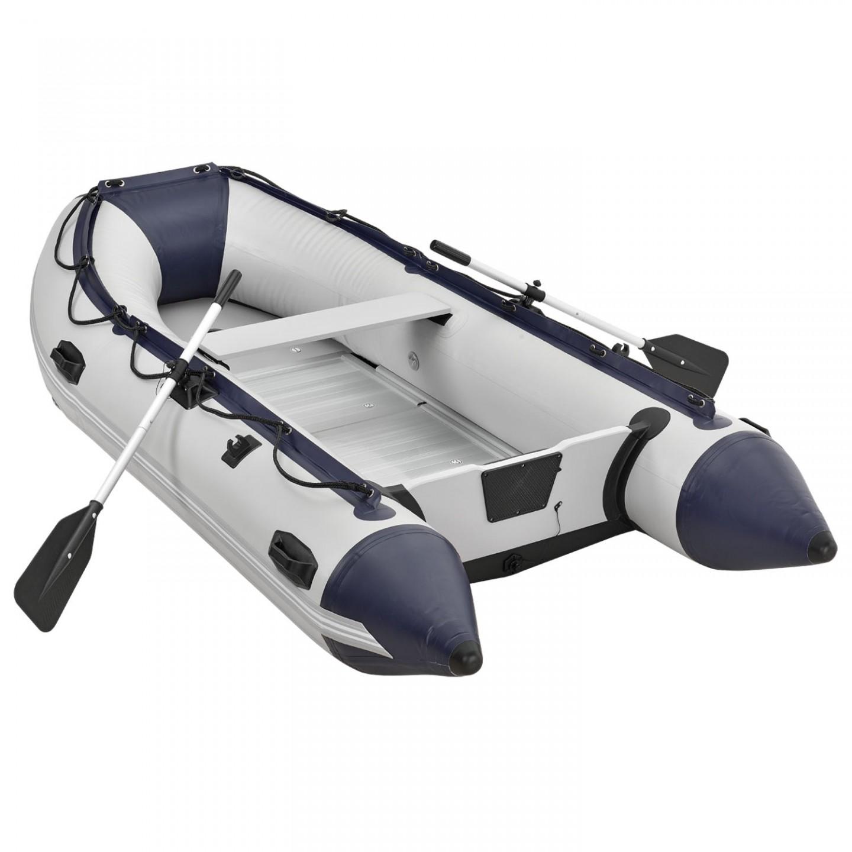 Goleto Nafukovací člun 320 cm 4 SET, šedý