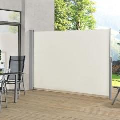 Venkovní boční markýza na zastínění terasy 180 x 300 cm | béžová č.3