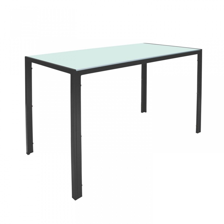 Jídelní stůl Manhattan L 105 x 60 x 75 cm | šedý