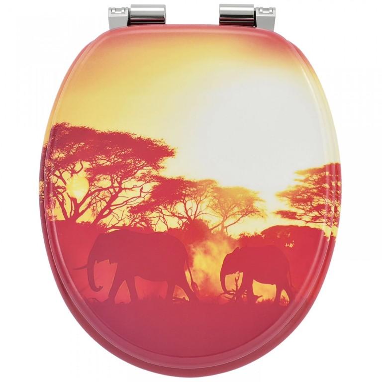 WC sedátko | Afrika