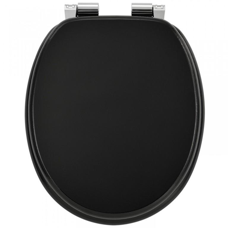 WC sedátko   černé