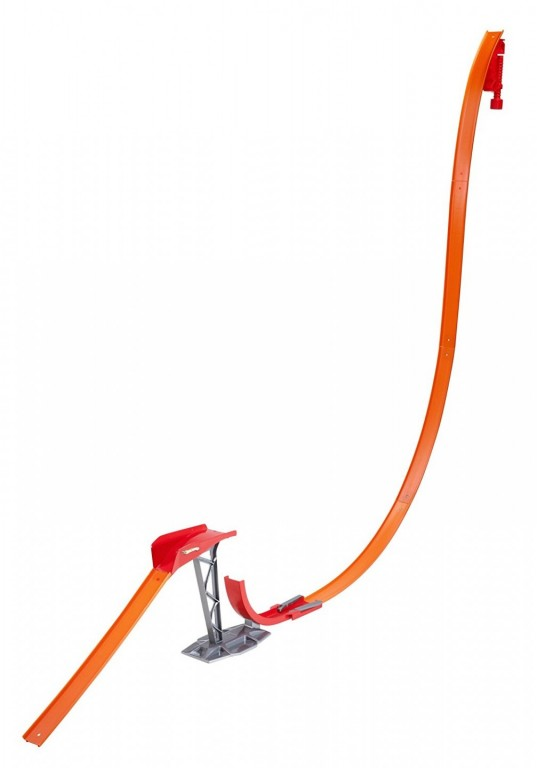 Mattel Hot Wheels Big Air Jump