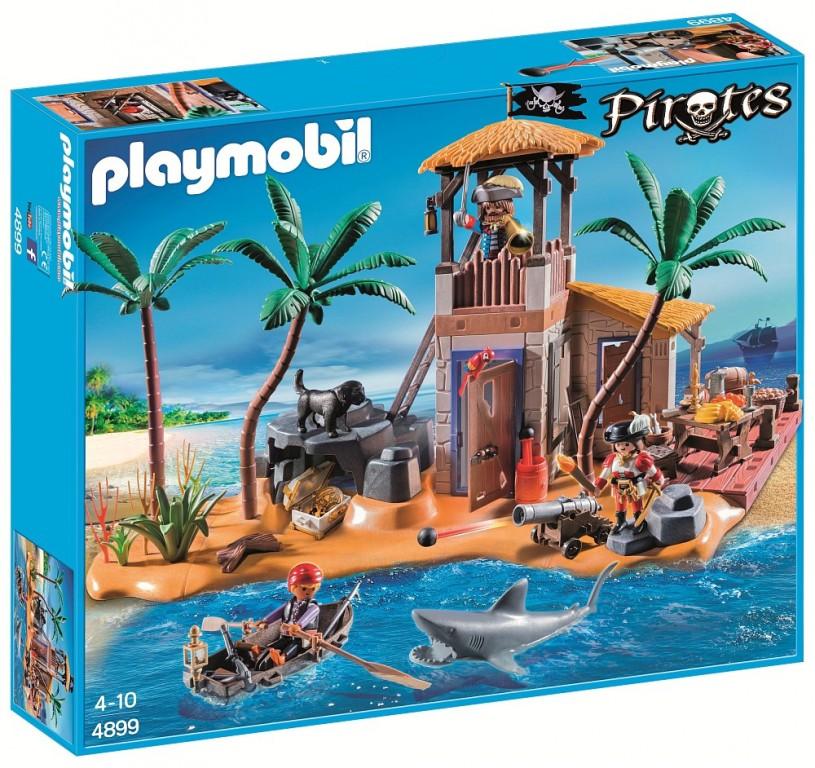 Playmobil 4899 Pirátská zátoka