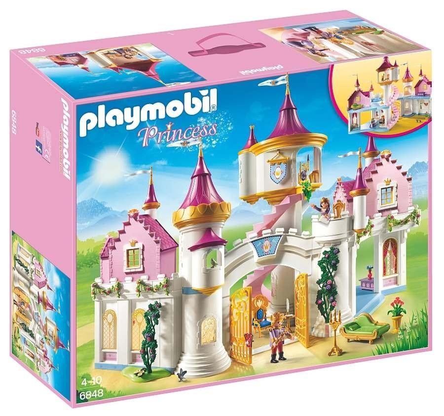 Playmobil Playmobil 6848 Zámek pro princezny