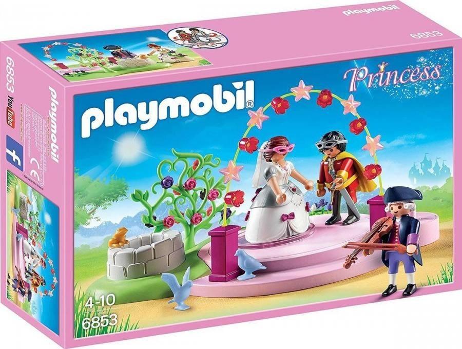 Playmobil Playmobil 6853 Maškarní ples Playmobil
