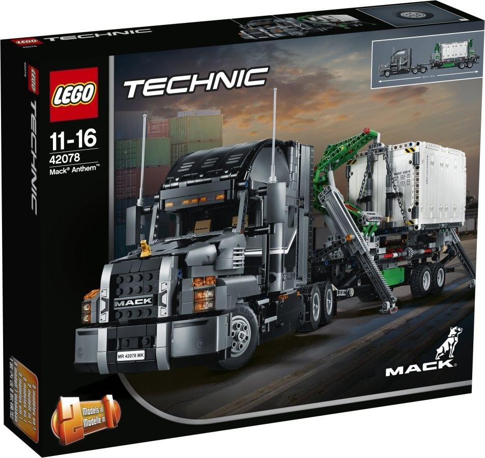Lego LEGO Technic 42078 Mack kamion