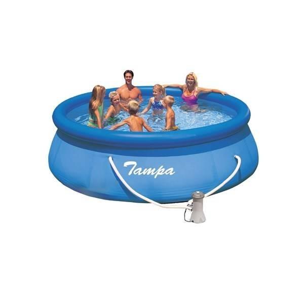 Bazén Intex Marimex Tampa Easy set 3,66 x 0,91 m s kartušovou filtrací 10340017