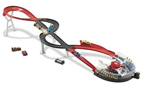 Mattel Hot Wheels Spirálová dráha