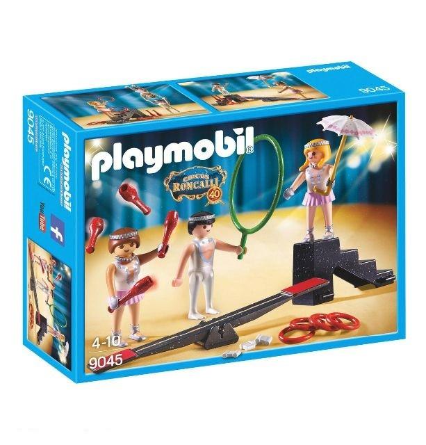 Playmobil Playmobil 9045 Akrobati Playmobil
