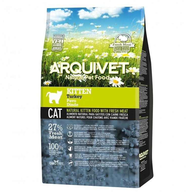 Arquivet Cat Kitten 1,5 kg | krůtí maso