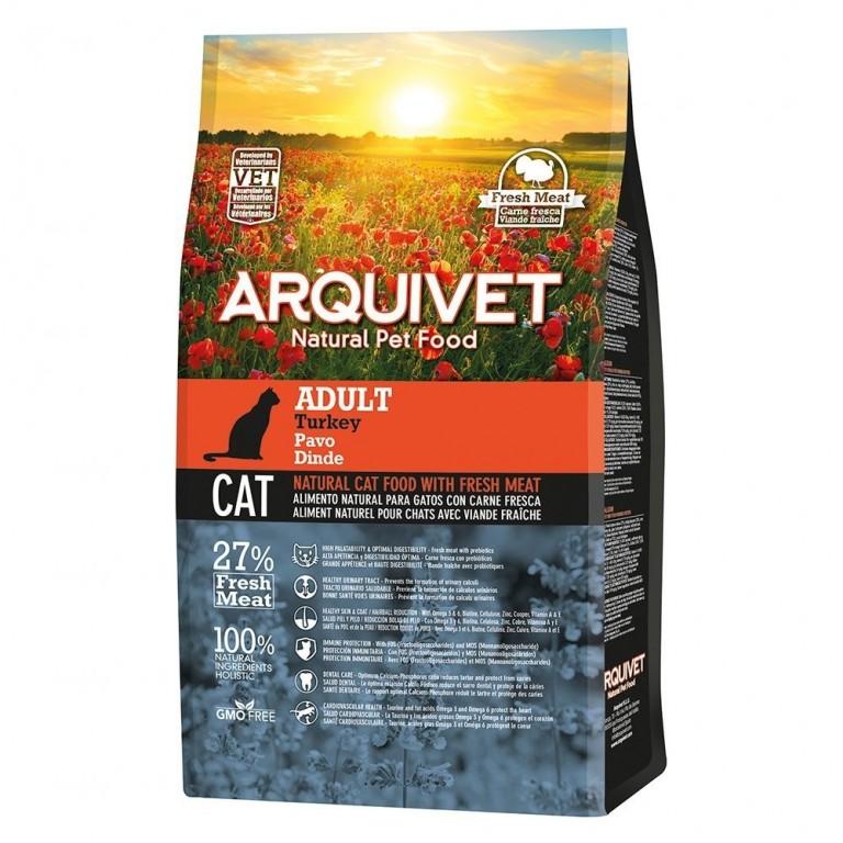 Arquivet Cat Adult 1,5 kg | krůtí maso