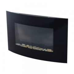 Elektrický krb na zeď LED 1800W č.2