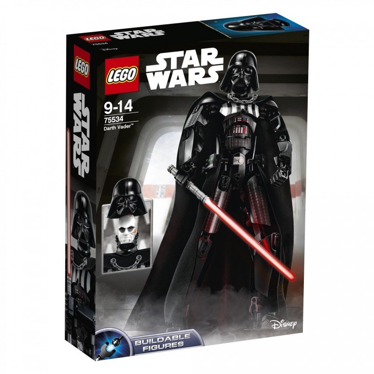 Lego LEGO Star Wars 75534 Darth Vader