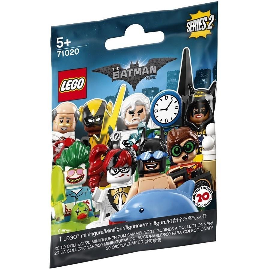Lego LEGO Minifigures 71020 Batman Movie - 2. série Minifigurky