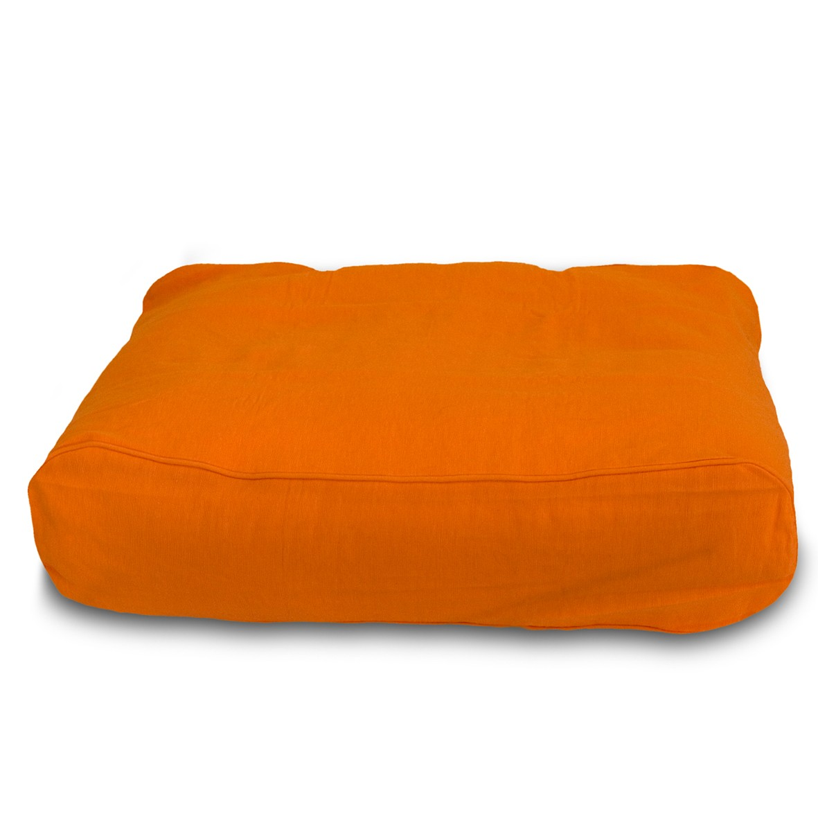 Levně Lex & Max Luxusní potah na pelech pro psa Lex & Max Professional 120 x 80 cm   oranžový