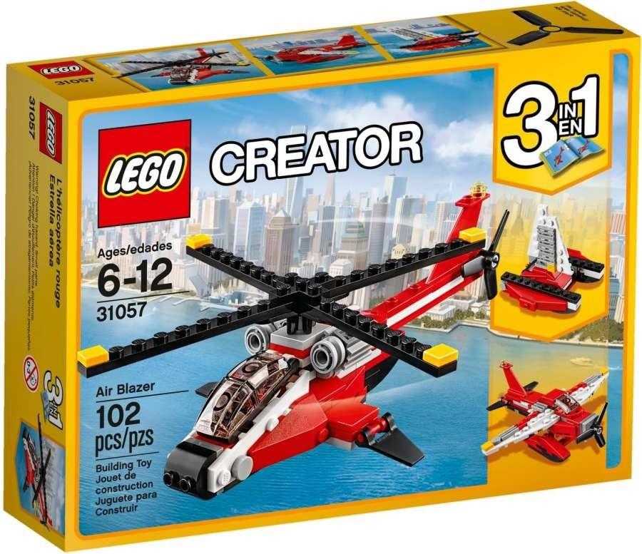 Lego LEGO Creator 31057 Průzkumná helikoptéra