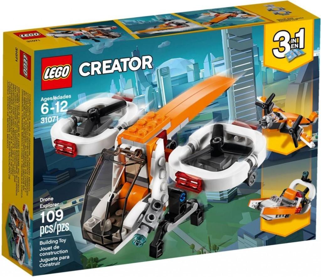 Lego LEGO Creator 31071 Dron průzkumník