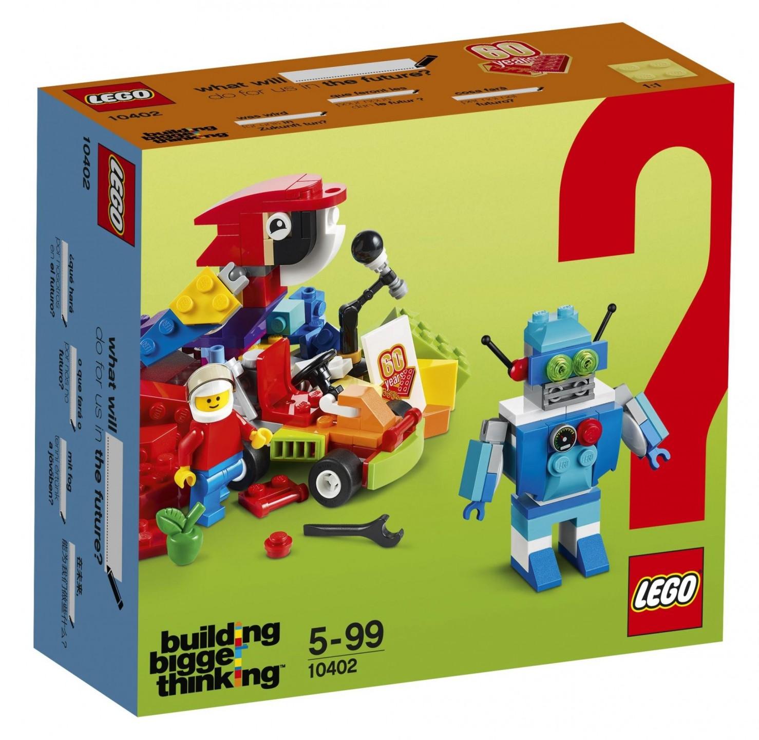 Lego LEGO Classic 10402 Zábavná budoucnost
