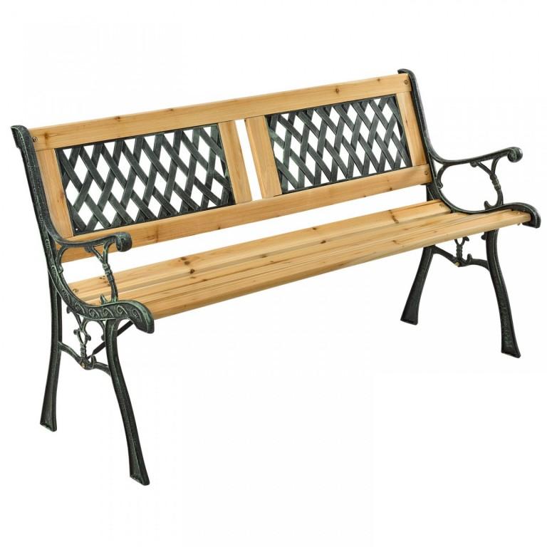 Zahradní lavička Sanremo