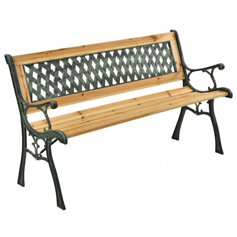 Zahradní lavička Pisa