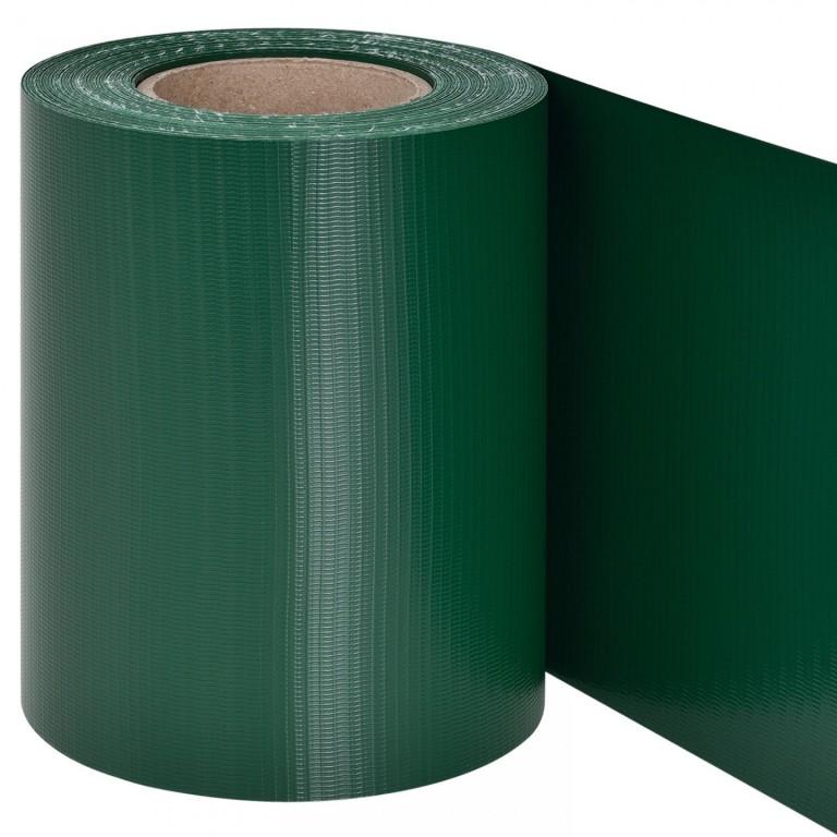 Plotová stínící folie 35 m | zelená