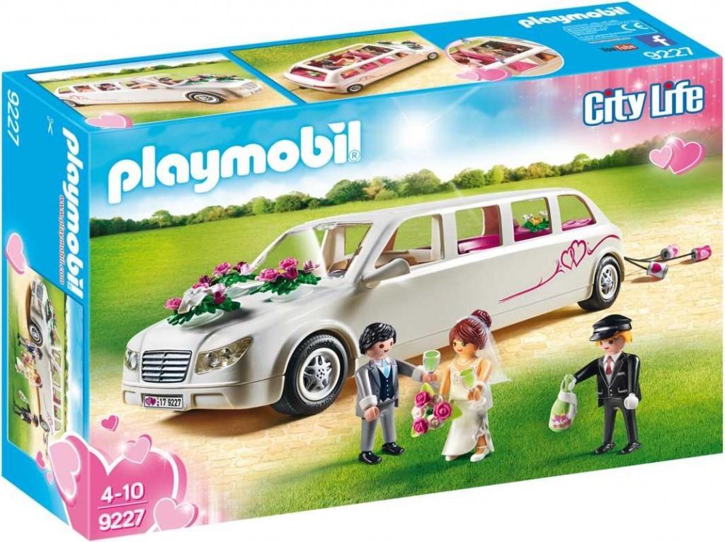 Playmobil Playmobil 9227 Svatební limuzína Playmobil