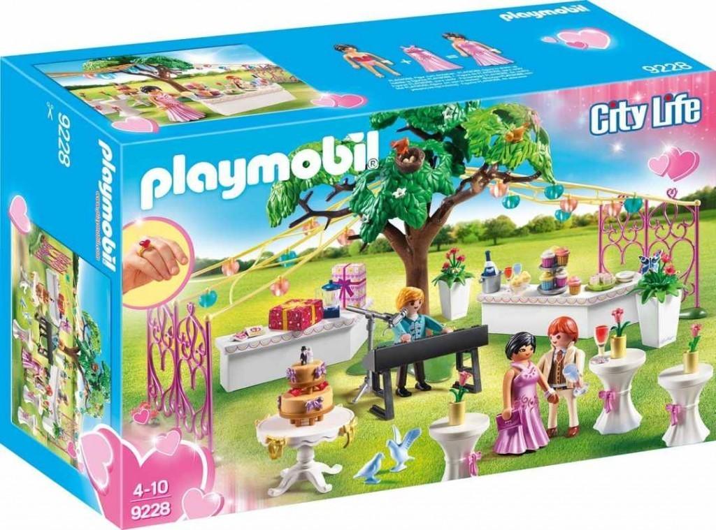Playmobil 9228 Svatební oslava