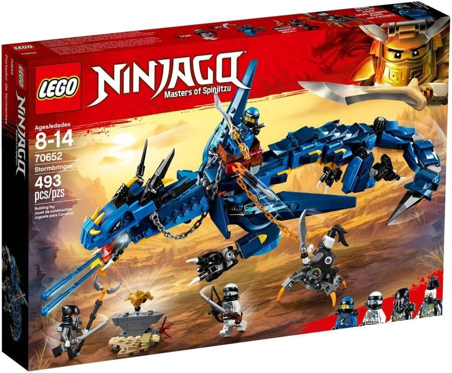 Lego LEGO Ninjago 70652 Stormbringer