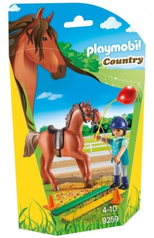 Playmobil 9259 Koňský terapeut