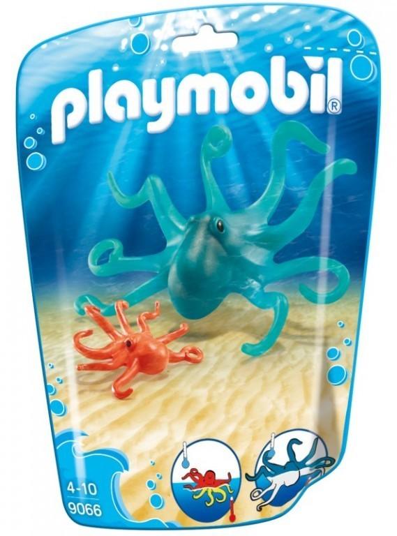 Playmobil 9066 Chobotnice s mládětem