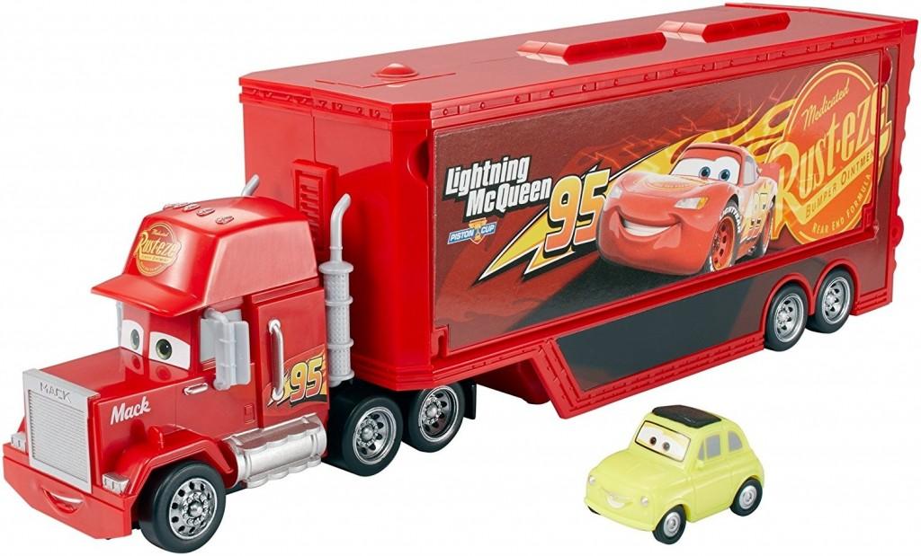 Mattel Cars 3 Cestovatel Mack