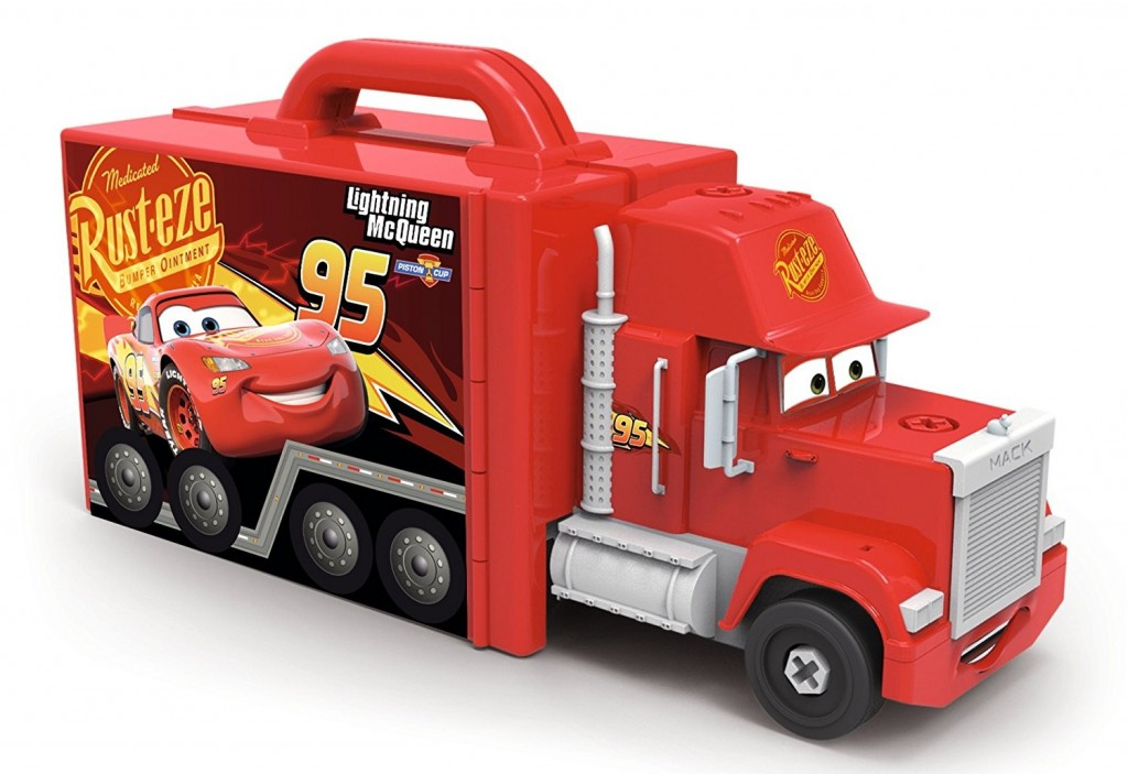 Smoby Cars 3 Mack Truck