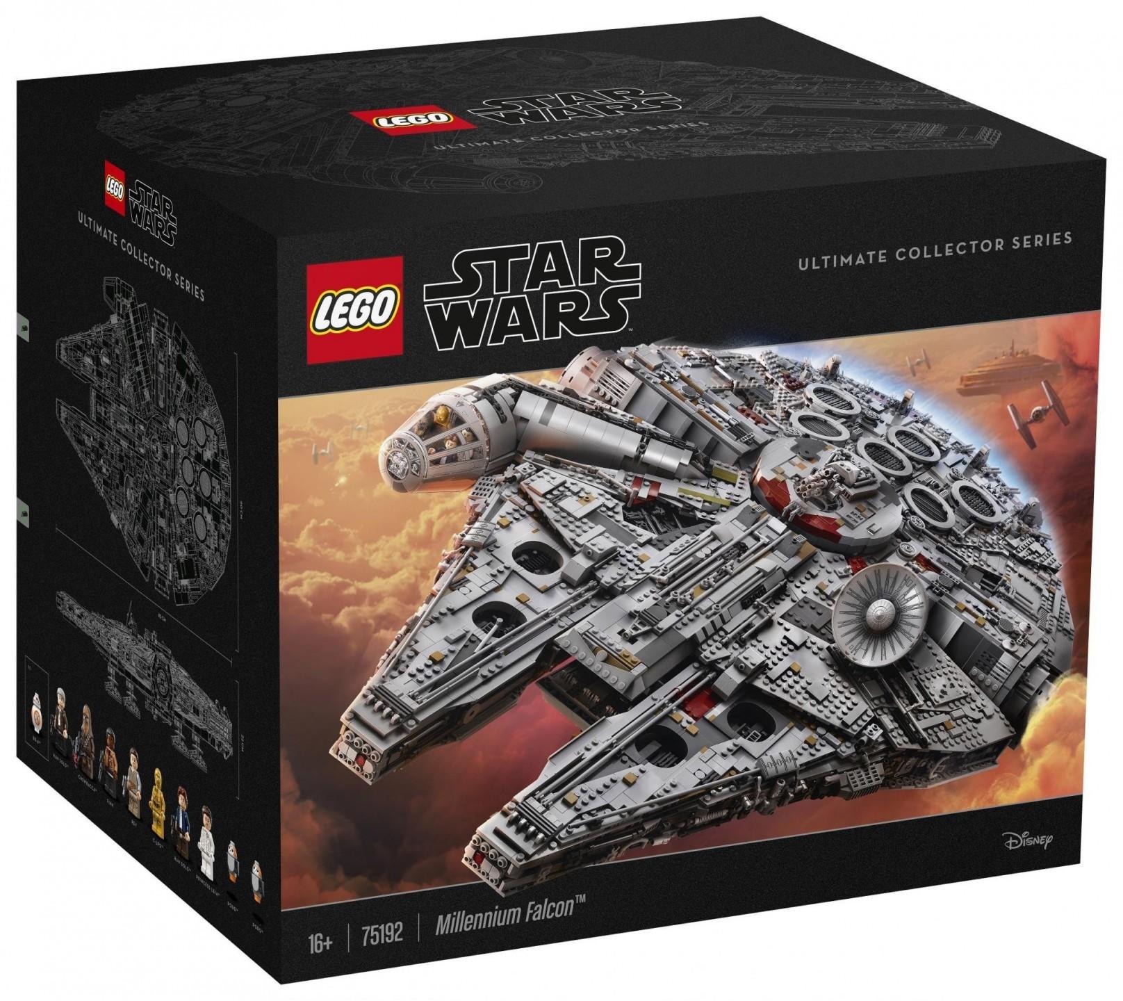 Lego LEGO Star Wars 75192 Millenium Falcon