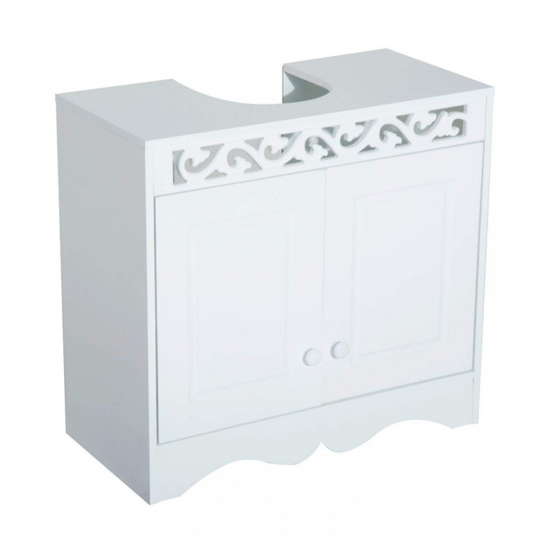 Koupelnová skříňka Victoria | bílá