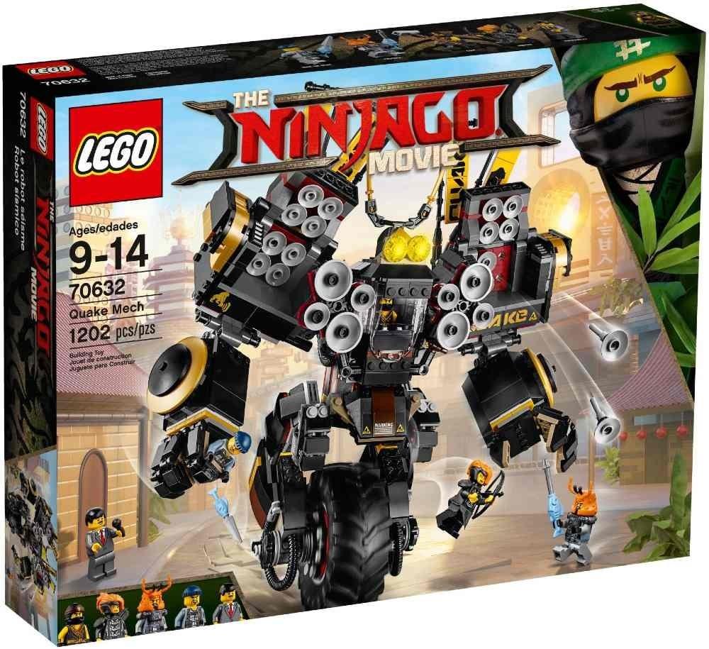 Lego LEGO Ninjago 70632 Robot zemětřesení