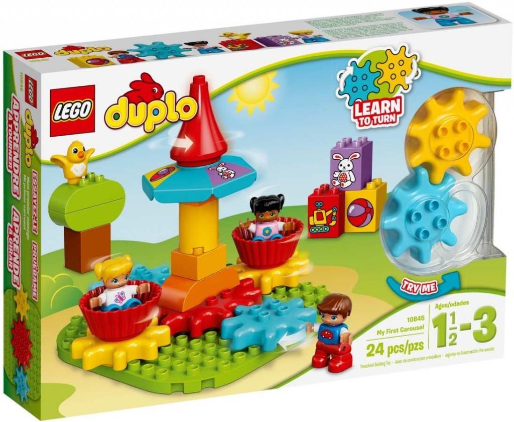 Lego LEGO Duplo 10845 Můj první kolotoč