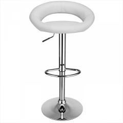 2x Barová židle Coria | bílá č.2