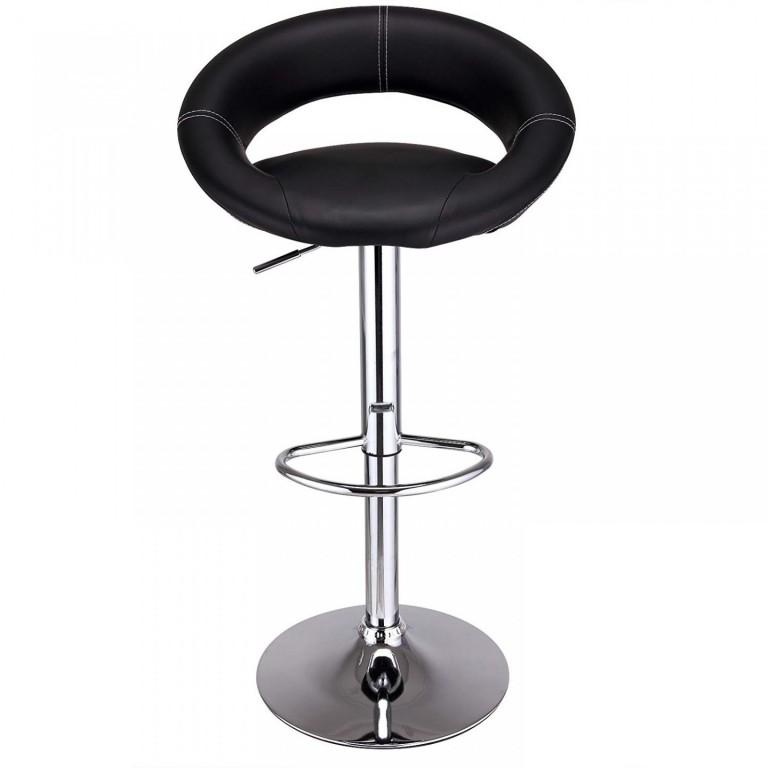 Barová židle Coria | černá