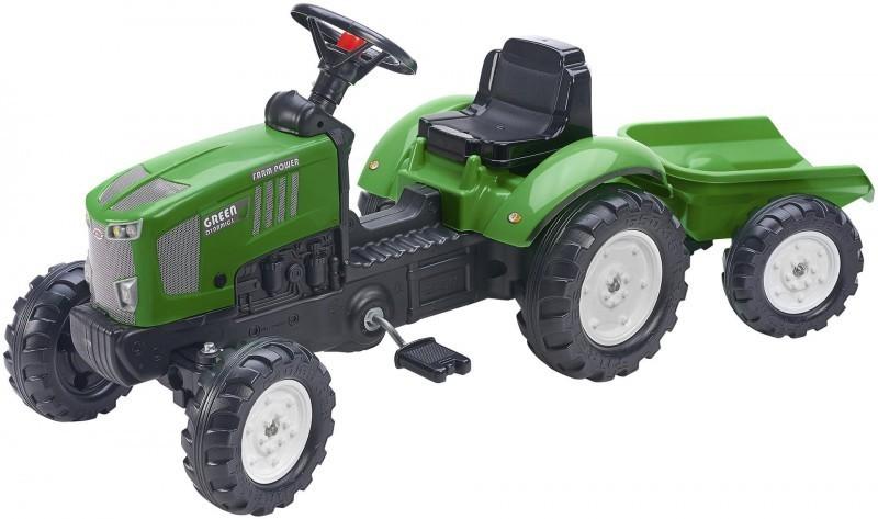 70d929db8d7 Šlapací traktor s vlekem Falk Farm Power