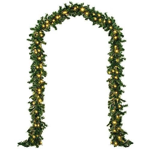 Vánoční girlanda 5 m | teplá bílá 100 LED