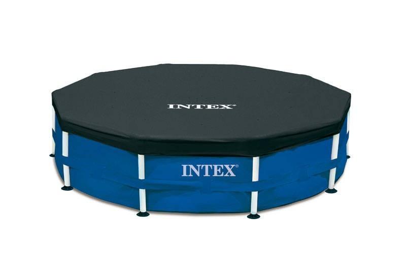 Krycí plachta Intex pro bazény s konstrukcí 3,66 m