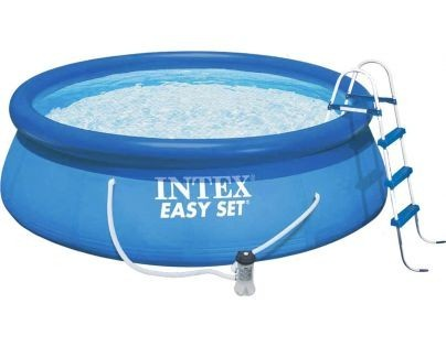Bazén Intex Easy Set 4,57 x 1,07 m | kompletset s filtrací