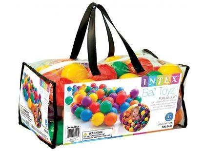 c6a30b2237b Plastové míčky Intex 6
