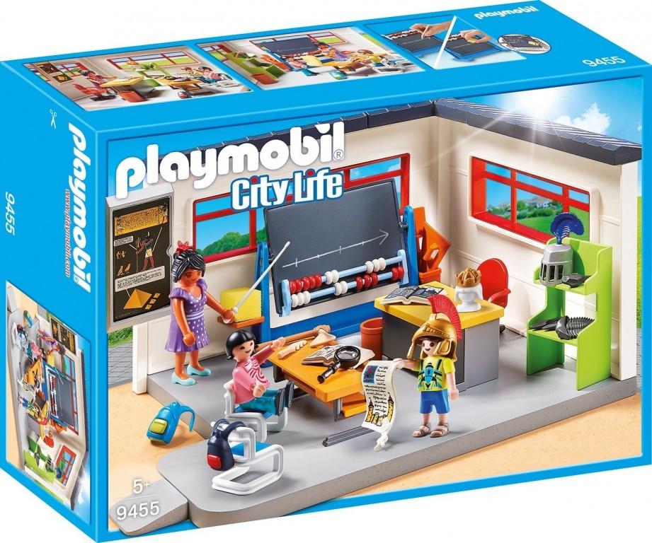 Playmobil 9455 Učebna dějepisu