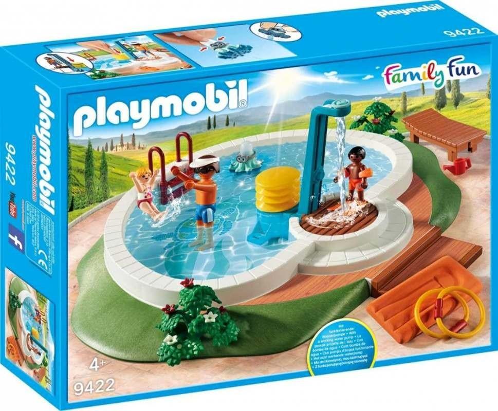 Playmobil Playmobil 9422 Bazén se sprchou