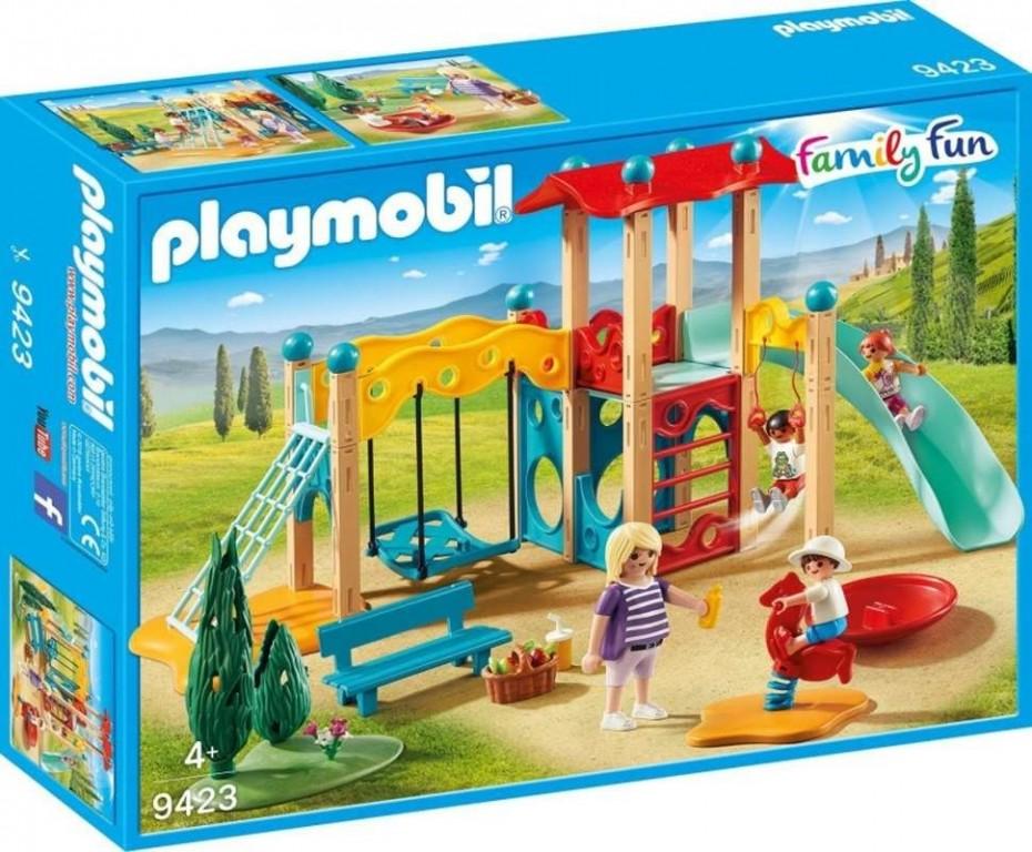 Playmobil 9423 Velké dětské hřiště
