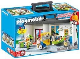 Playmobil 5953 Přenosná nemocnice