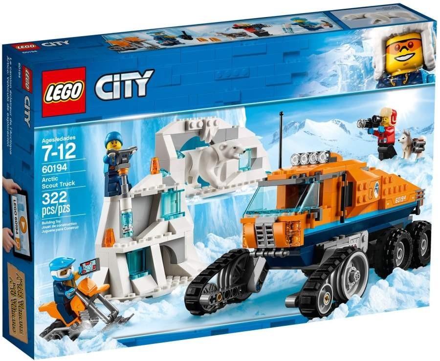 Lego LEGO City 60194 Průzkumné polární vozidlo