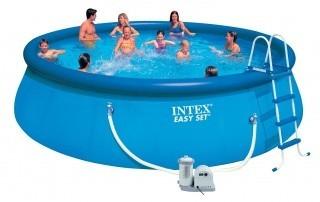 Bazén Intex Easy Set 5,47 x 1,22 m   kompletset s filtrací